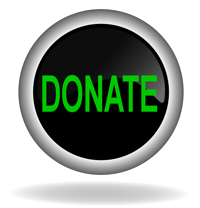 online donation tracker